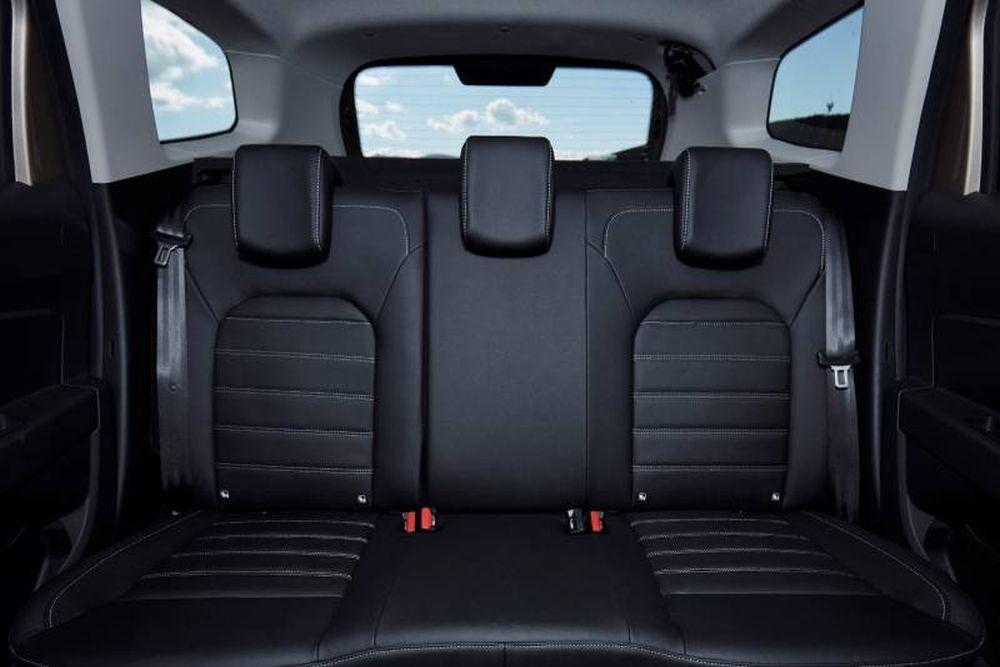 seats Dacia Duster Nav + 2018